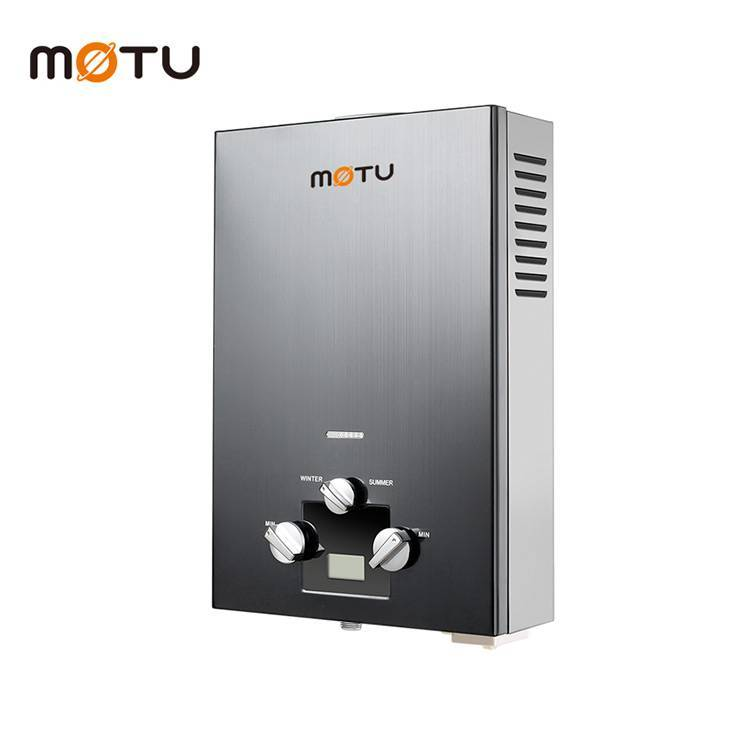Low Pressure Tankless Gas Water Heater For Residential
