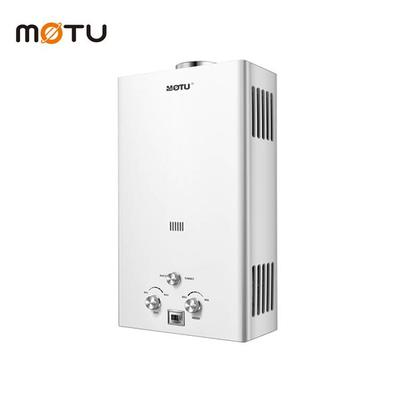 Indoor Gas Tankless Hot Water Heater MT-F17