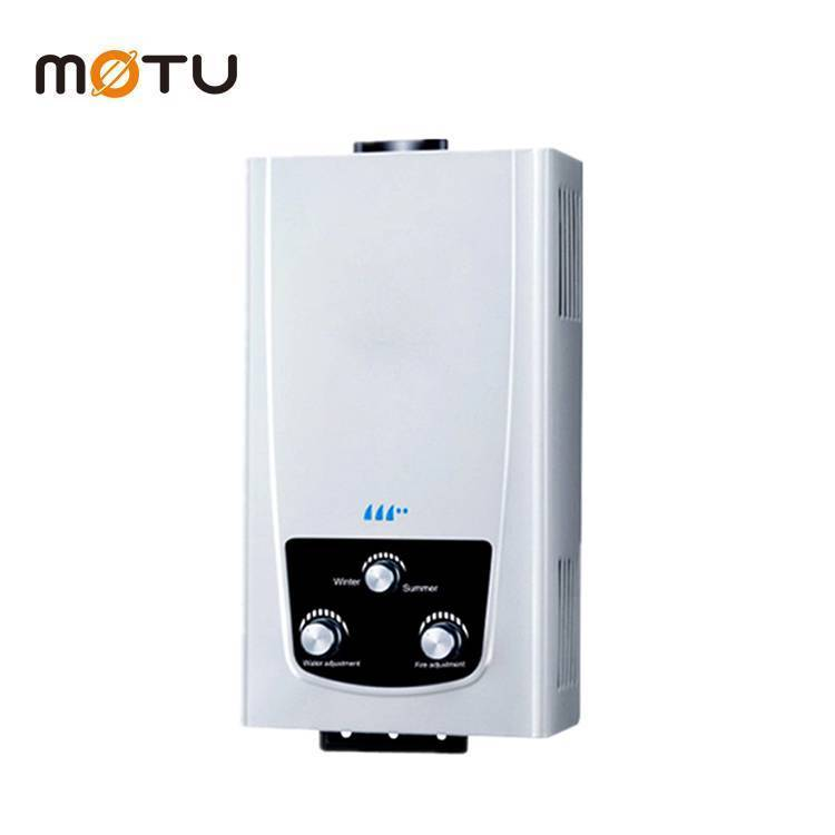 Stainless Steel Gas Water Heater