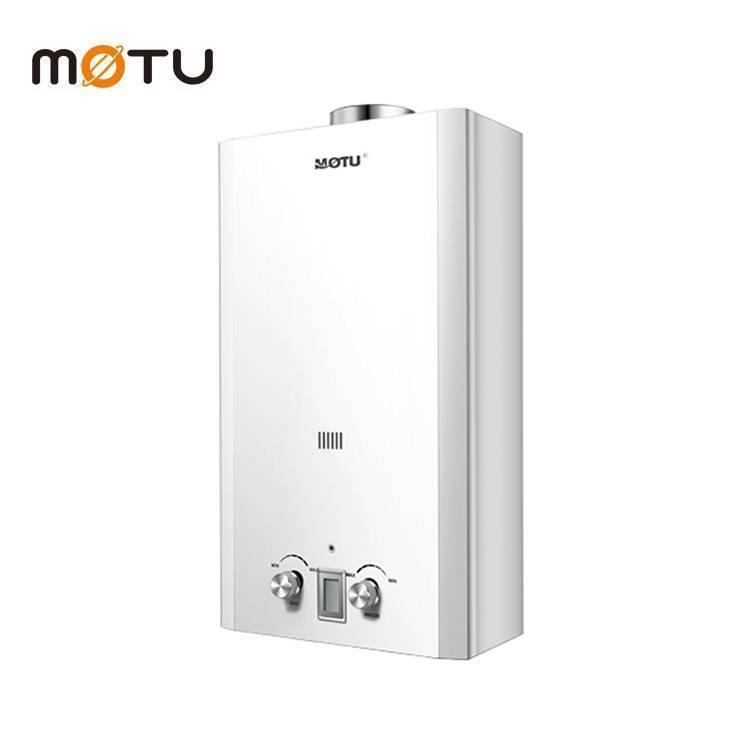 Open Flue Tankless Gas Water Heater MT-F16