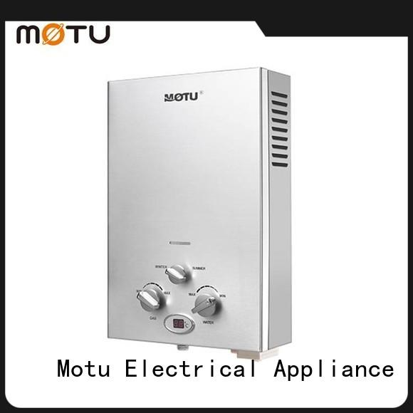 Motu gas water boiler suppliers for office