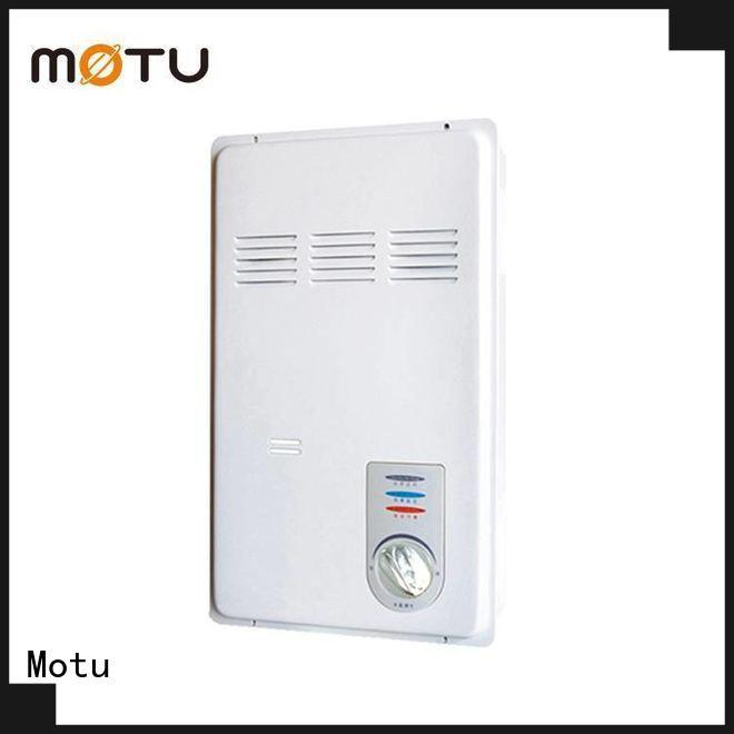 Motu new tankless gas water heater suppliers for bathroom
