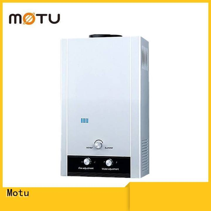 new gas tankless hot water heater factory for office