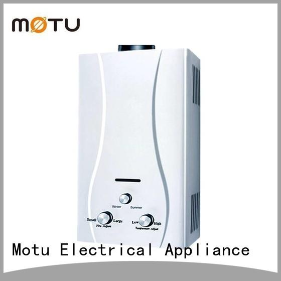 Motu high-quality gas water boiler manufacturers for family