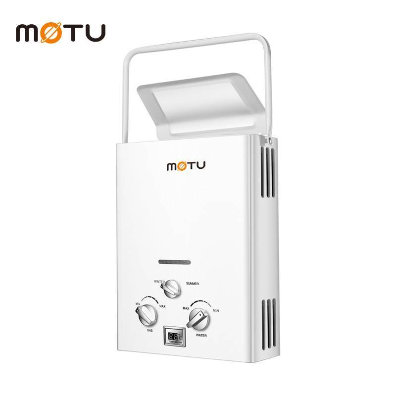 Convenient Instant Camping Gas Hot Water Heater