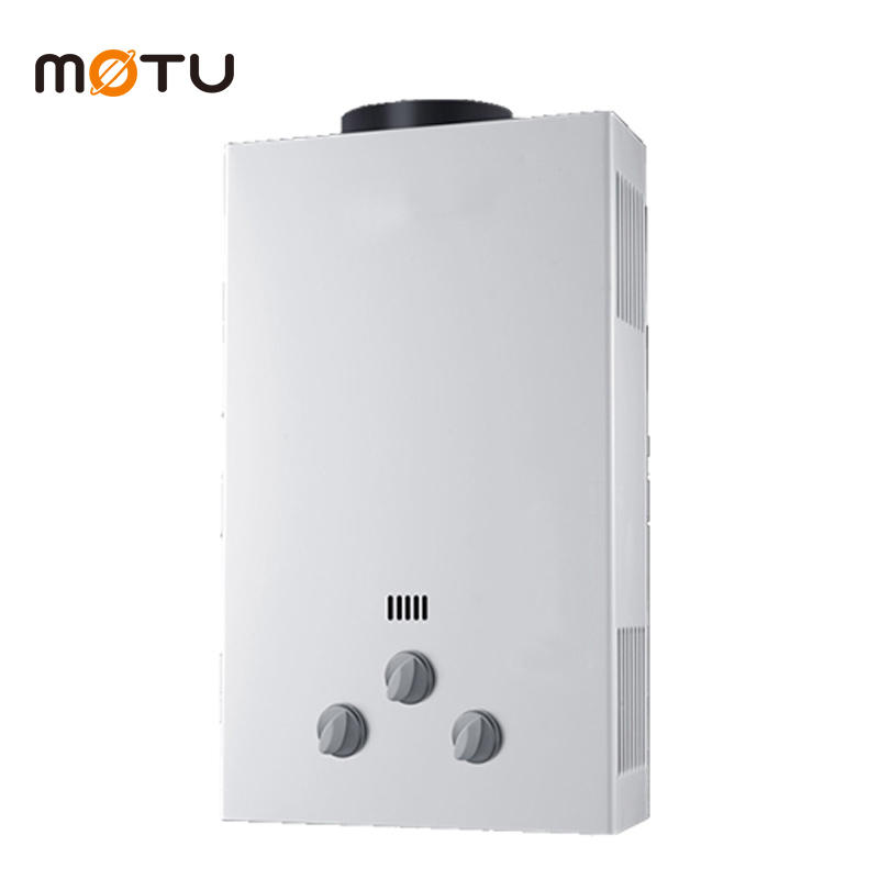 Gas Hot Water Heater Camping
