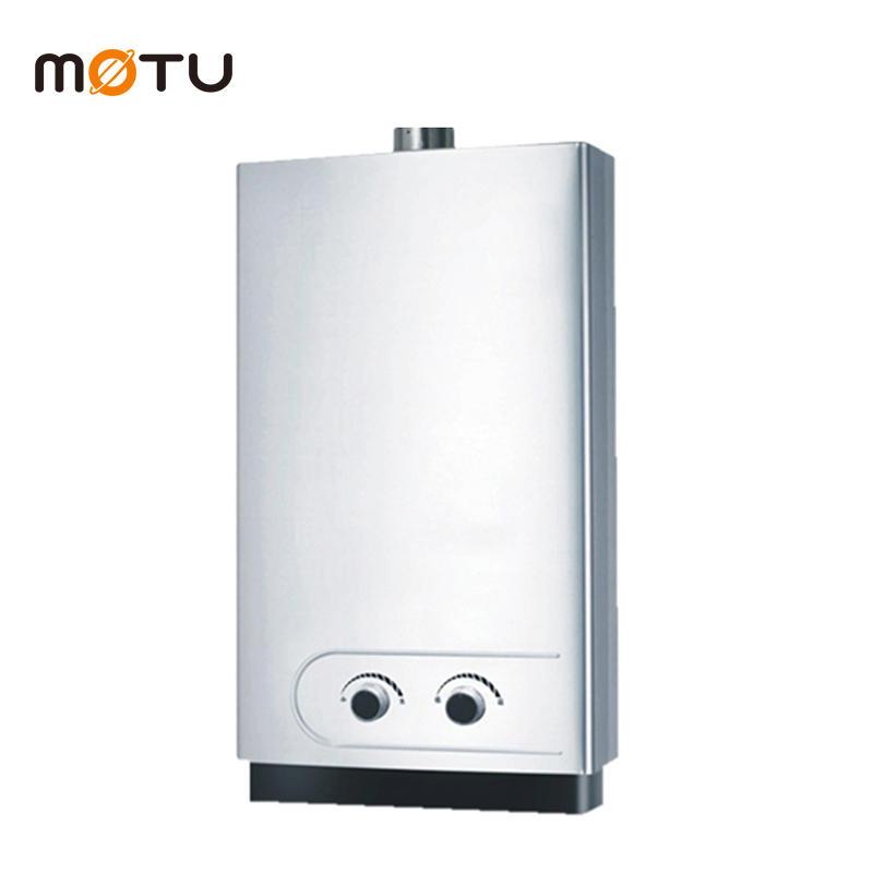 Gas Water Heater Indoor