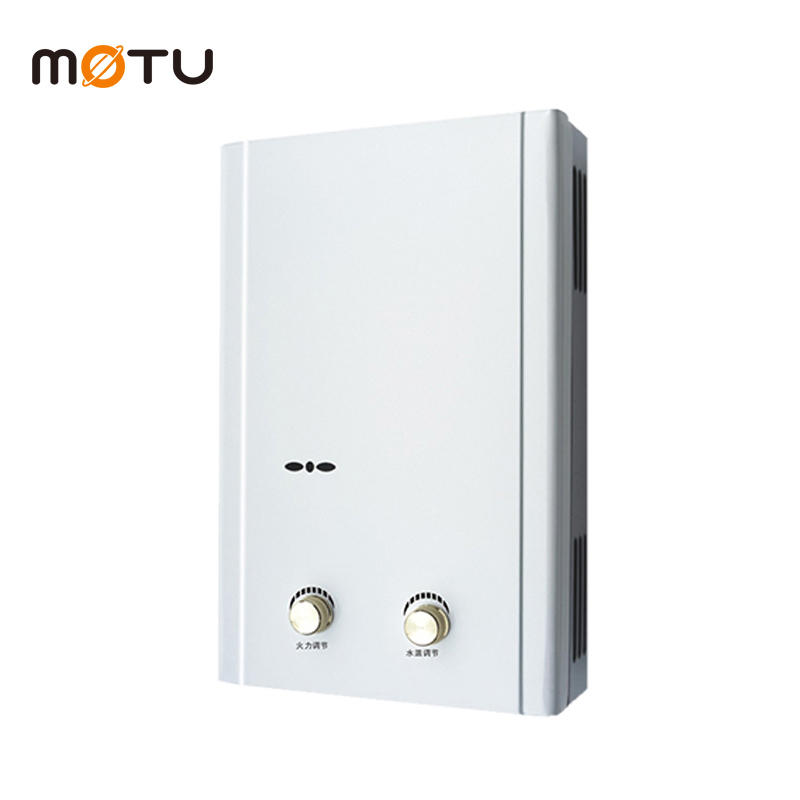 Natural Efficiency Gas Water Heater