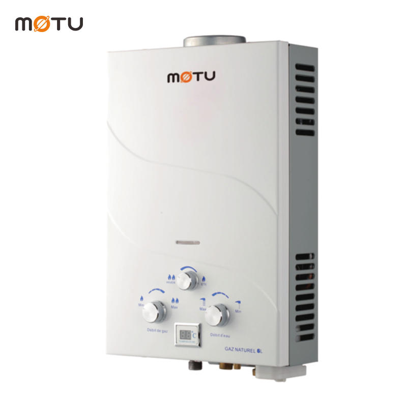 Gas Water Heater For Camping Trip