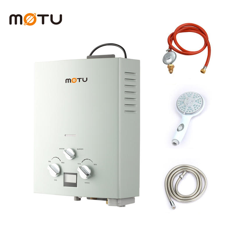 Gas Water Heater Shower Camping